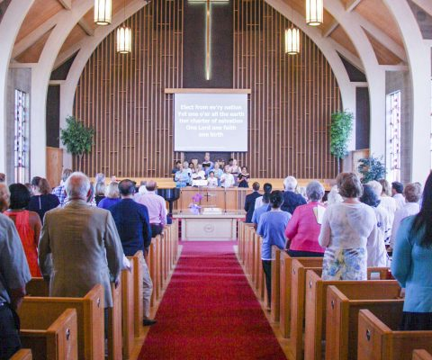 Sunday Service – August 30th, 2020