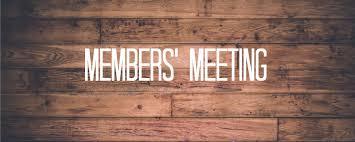 Members' Meeting – November 18