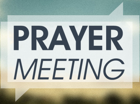 Saturday Prayer Meetings