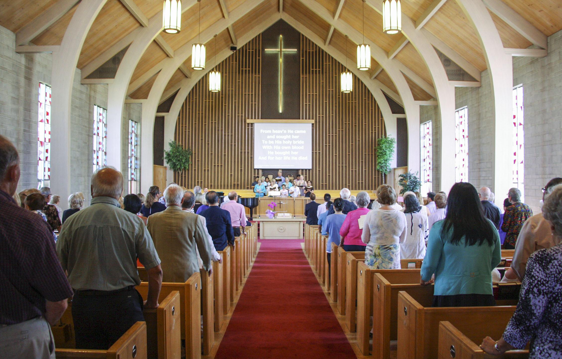 Sunday Service – April 19th, 2020