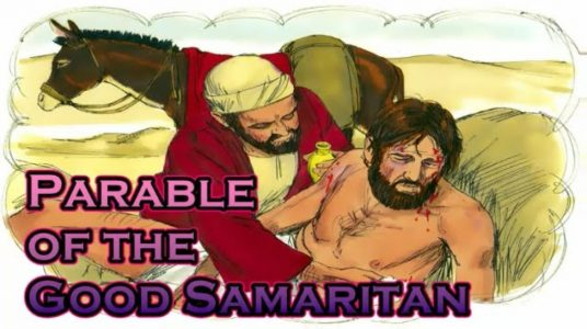 The Good Samaritan (October 1st, 2017)