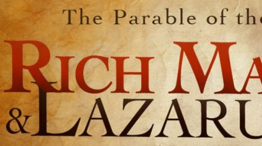 The Rich Man and Lazarus (December 10th, 2017)