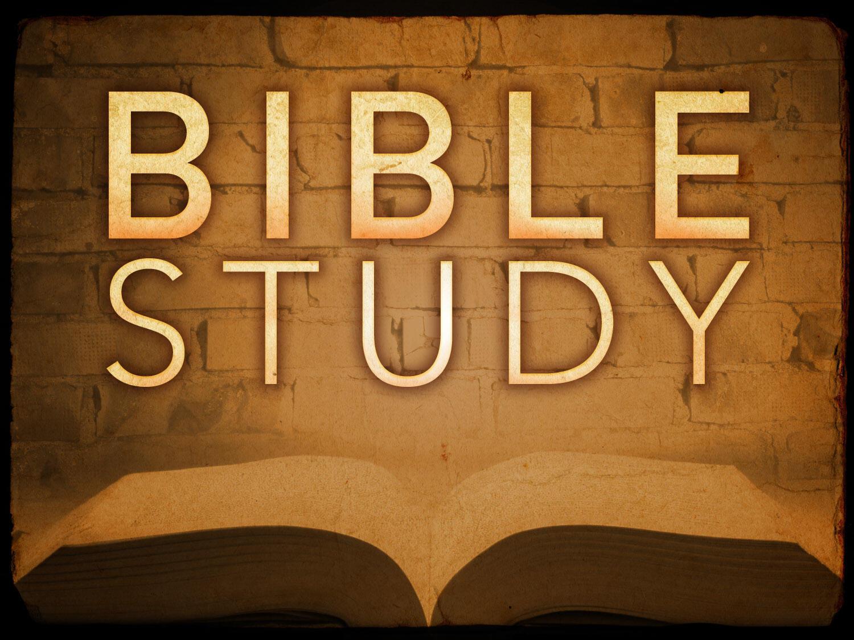 Mid-week Bible Studies