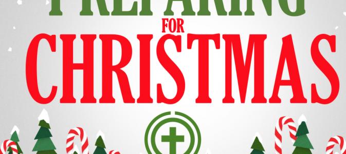 Preparing for Christmas (December 1st, 2019)